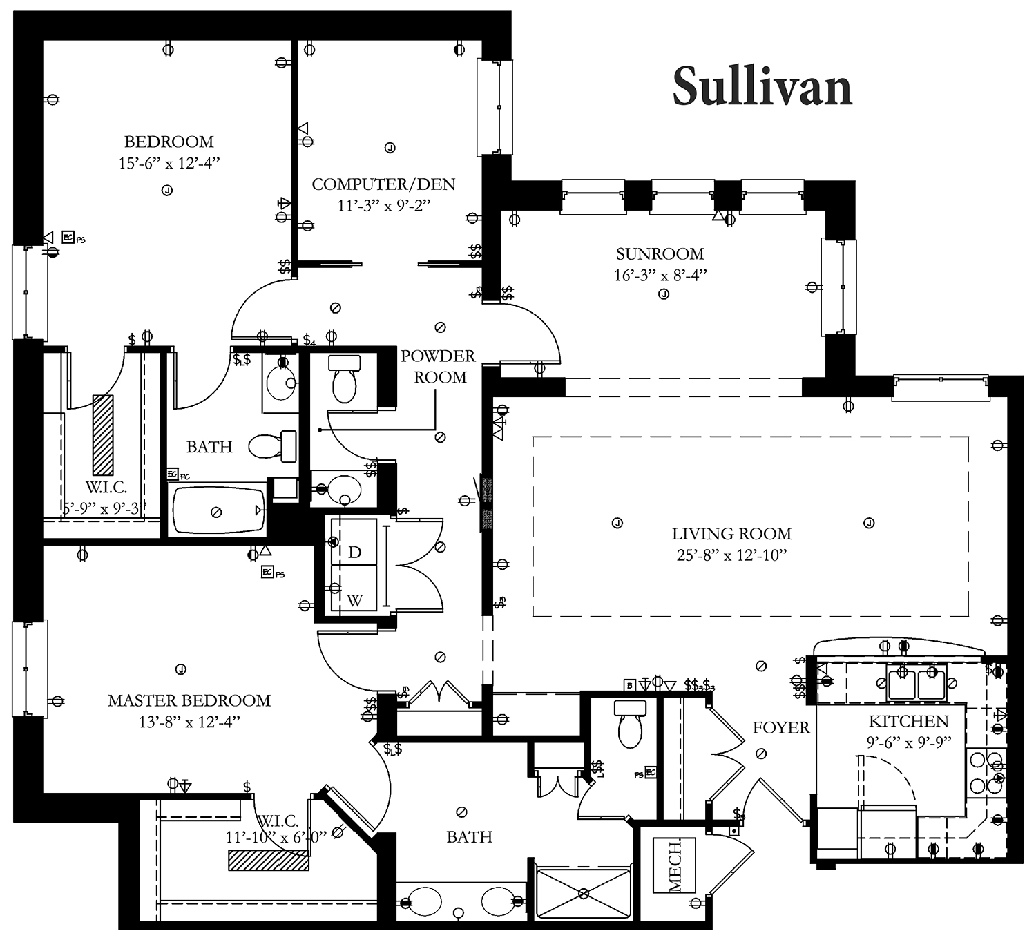 Pittsburgh senior residential living providence point for Sullivan floor plan